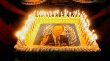 Bolivian leader gives Ban Ki-moon birthday cake containing banned substance