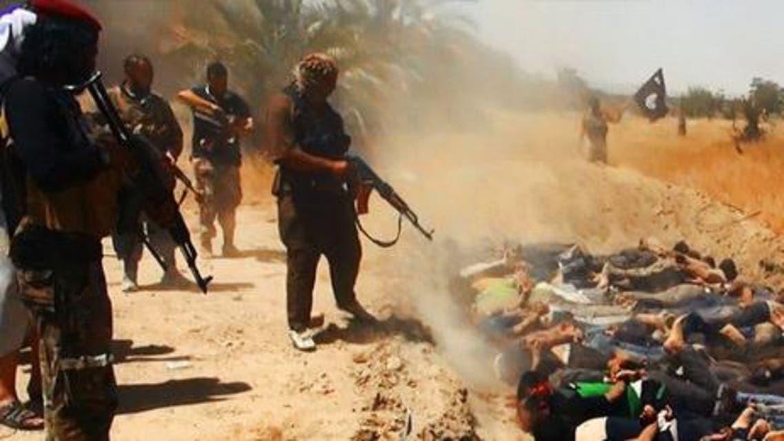 داعش ارتكبت جرائم حرب في العراق