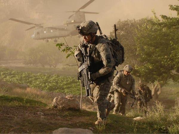 """""""طالبان"""" أفغانستان تتبنى إسقاط طائرة أميركية.. ومقتل 11"""