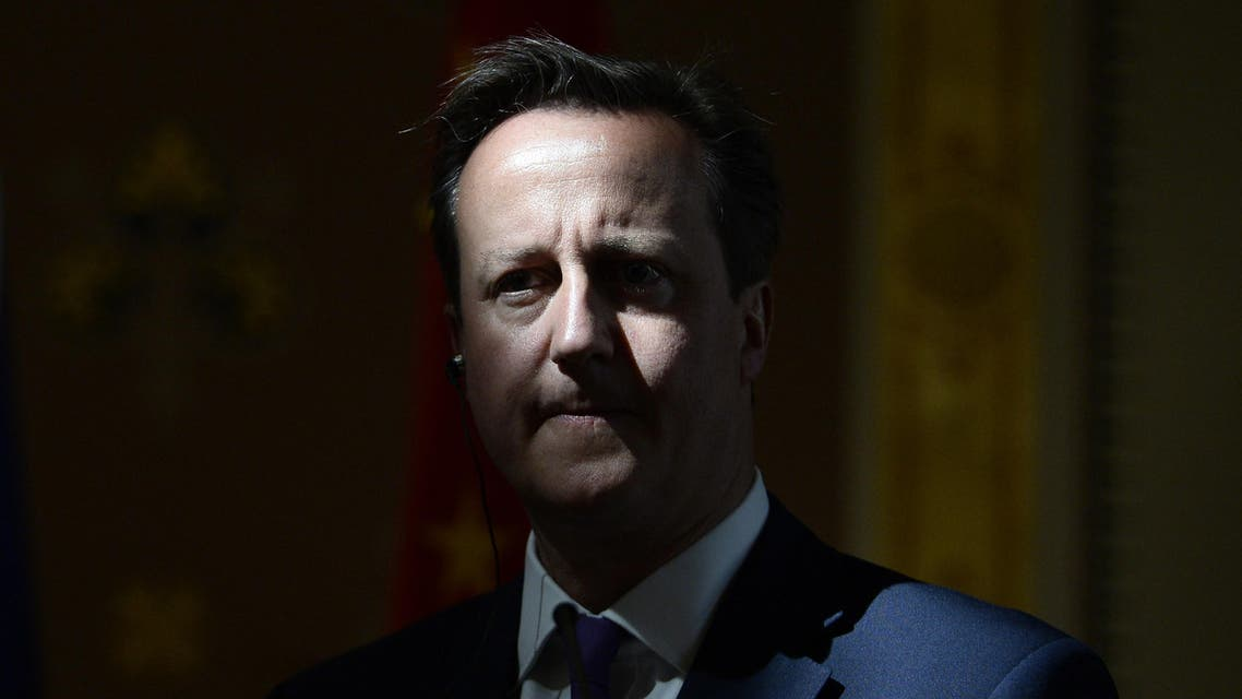 David Cameron AFP UK