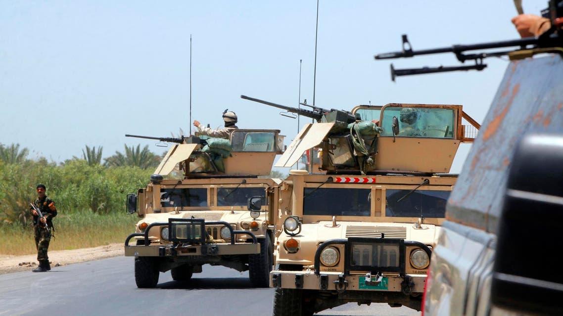 الجيش العراقي القتال في العراق داعش قوات المالكي