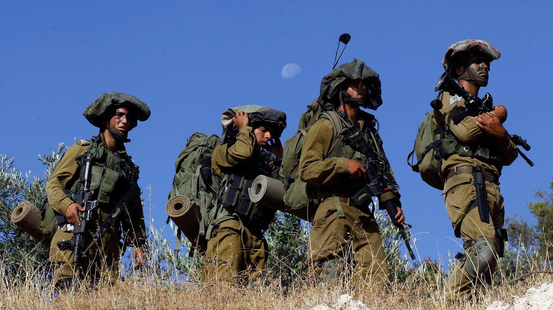 عناصر من القوات الإسرائيلية