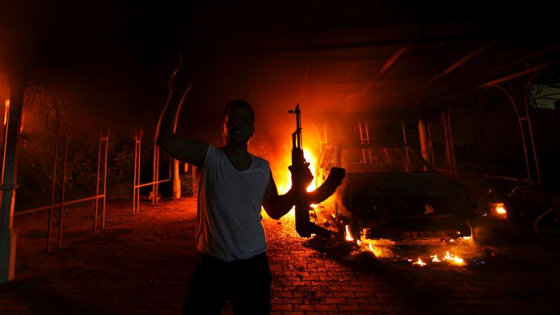 Libya Benghazi U.S. consulate Reuters