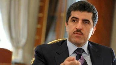 رئيس حكومة كردستان في بغداد لبحث تحرير الموصل