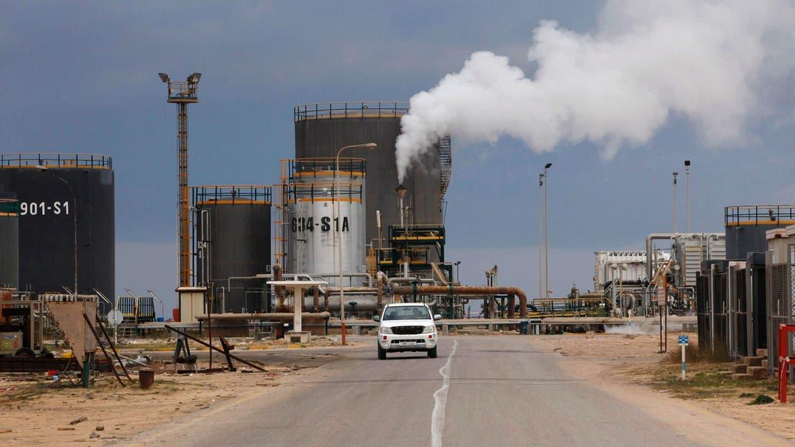 libya brega oil reuters
