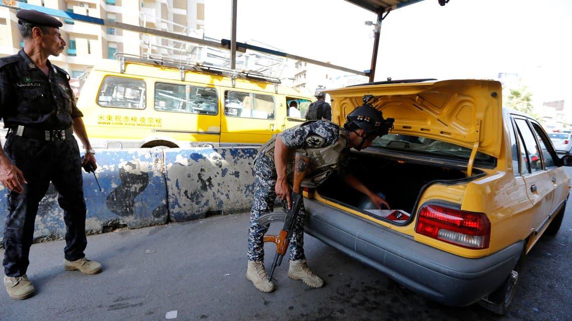 الامن العراقي