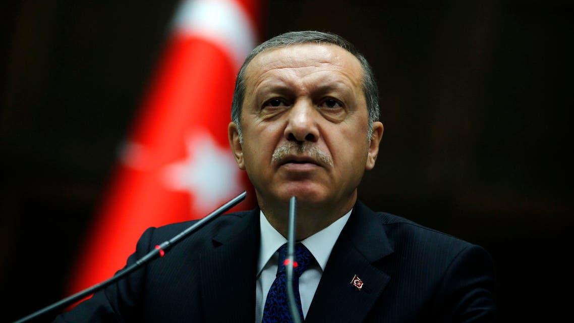 رجب طيب أردوغان كروب الحدث