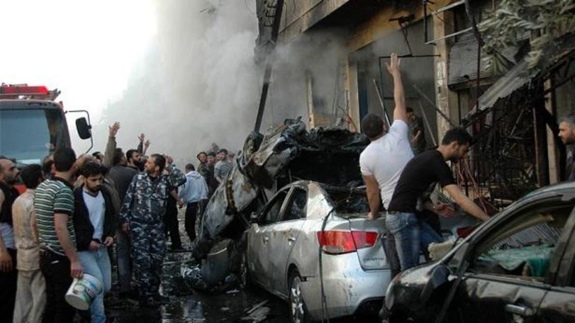 سوريا حمص