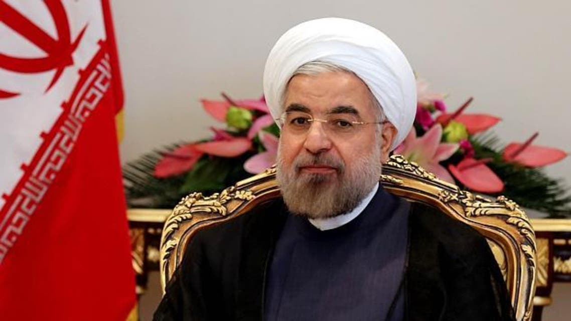 Rouhani AFP