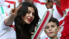 Iranian women at World Cup spark social media jibes
