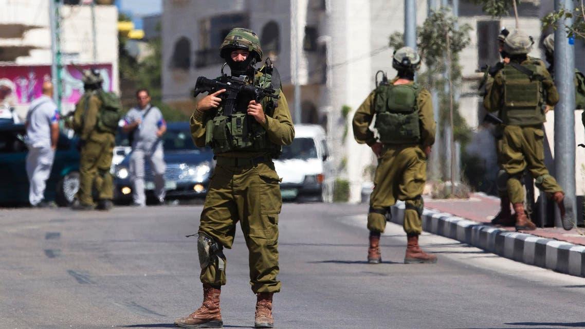 جنود إسرائيليون إسرائيليين