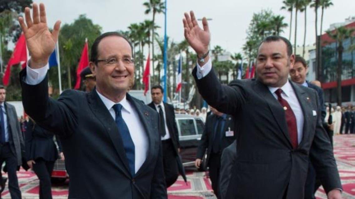 العلاقات الثنائية المغربية الفرنسية