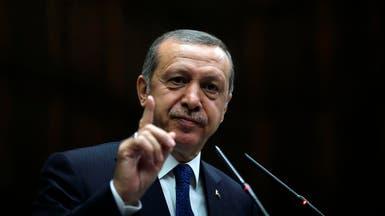 أردوغان: أميركا أخطأت بإسقاط أسلحة جواً على كوباني