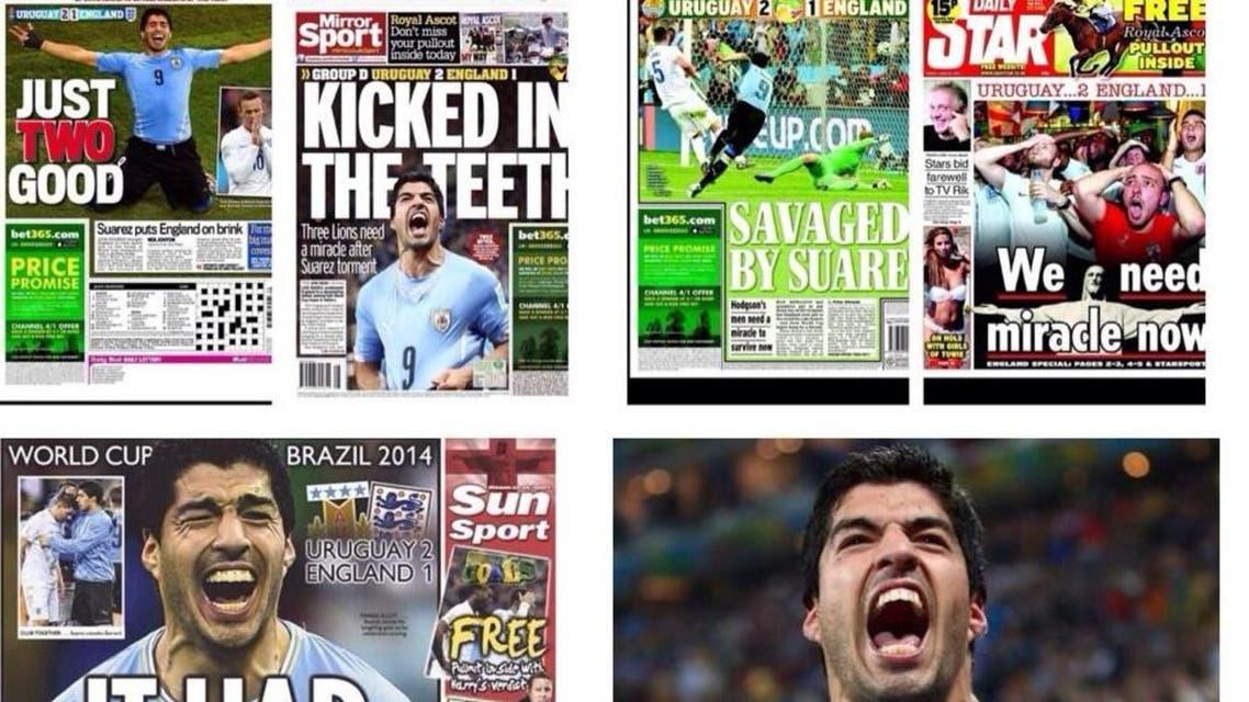 الصحافة الإنجليزية