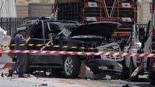 Security chief escapes suicide bomb attack in Lebanon