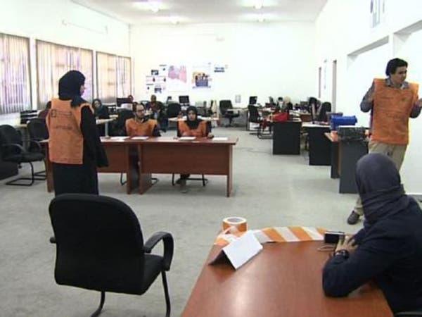مراكز الاقتراع جاهزة في كل ليبيا باستثناء درنة