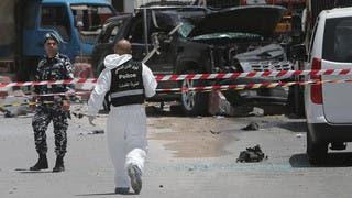 انتحاري يفجر آلية بالقرب من الأمن العام في لبنان