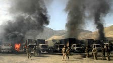 Taliban attacks NATO air base in east Afghanistan