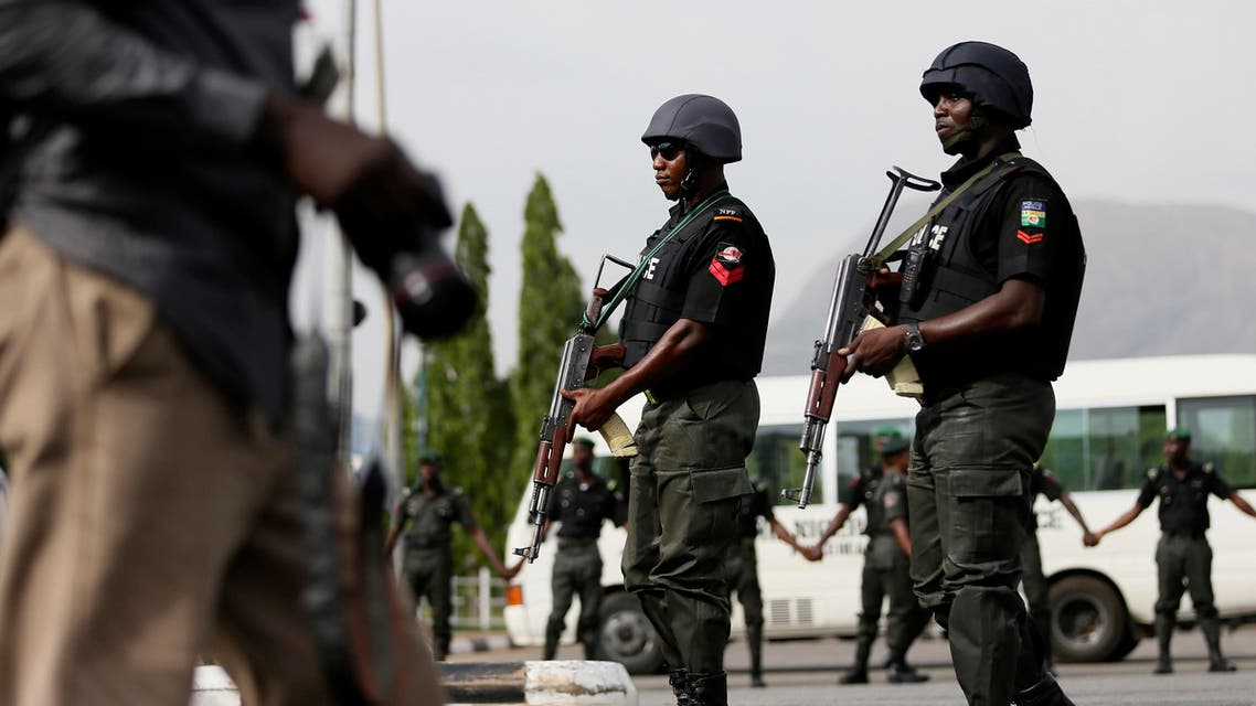 nigeria police reuters