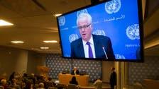 Draft resolution puts Syria aid under U.N. supervision