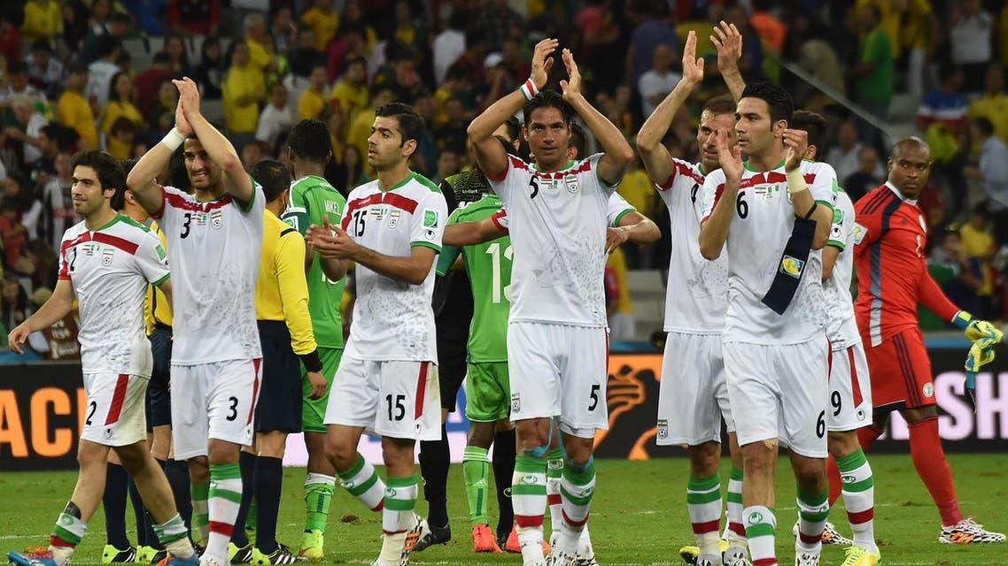 Iran Nigeria World Cup AFP