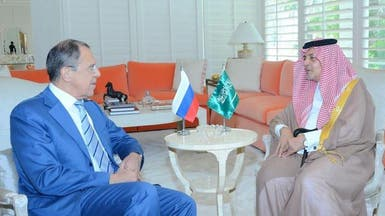 السعودية وروسيا تبحثان نقل السلطة والإرهاب بسوريا