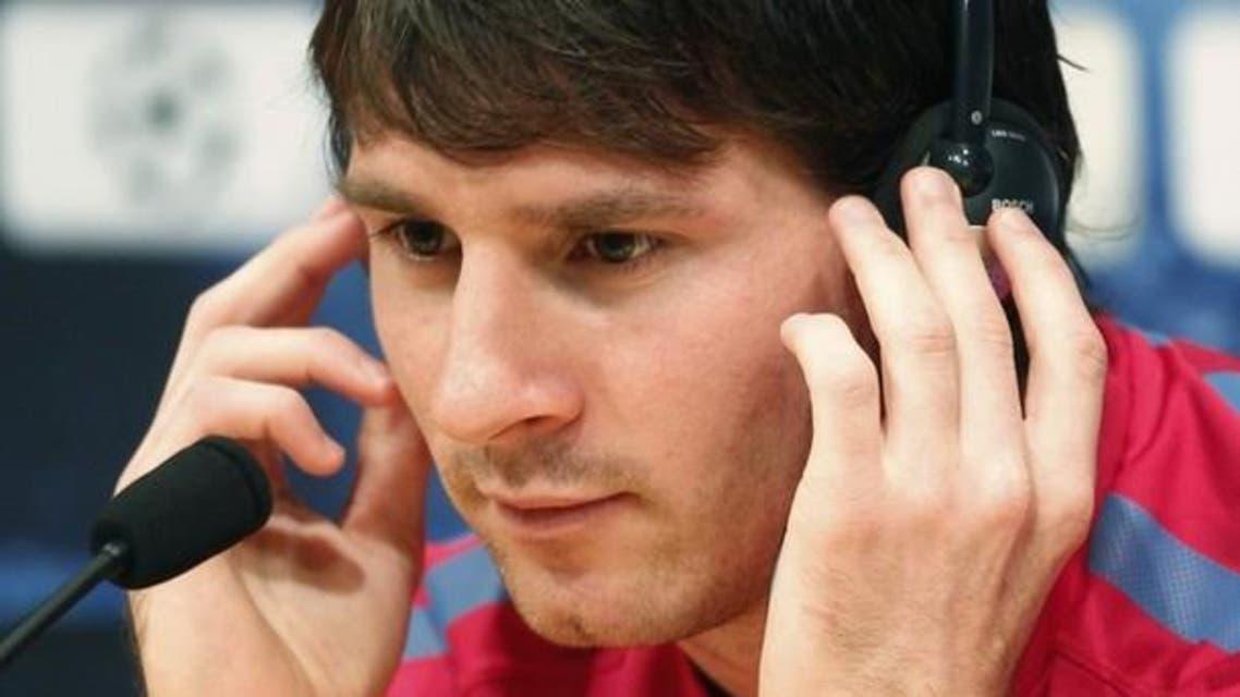 مسی بازیکن آرژانتین