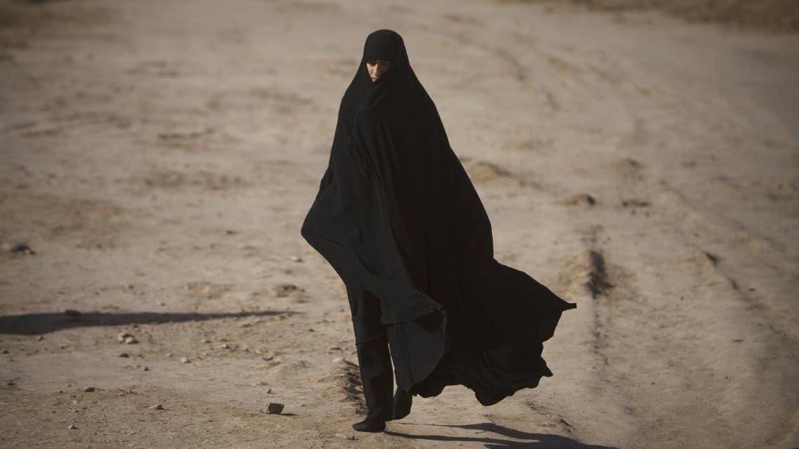 iraq woman