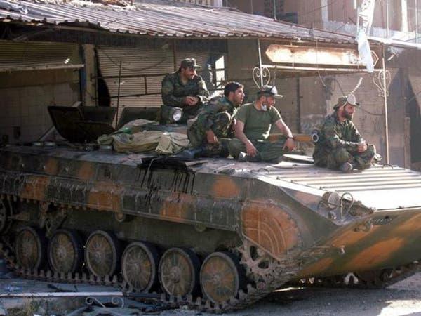 النظام السوري على بعد 3 كلم من مدينة الأتارب