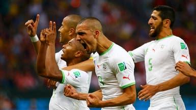أديداس ترعى المنتخب الجزائري حتى 2018