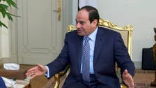 Egypt's Sisi says measures for parliament vote to start by July 18
