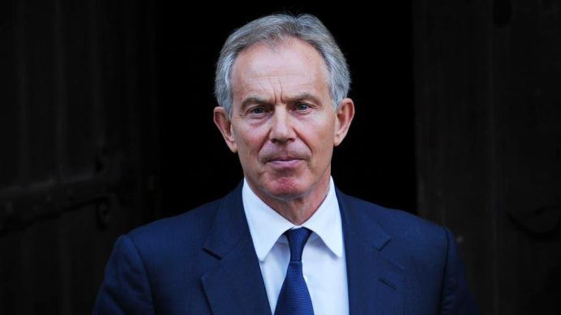 Tony Blair AFP