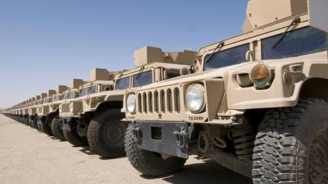 همفي هامفي هامر العراق داعش أميركا