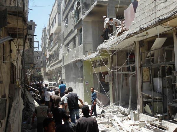 التوصل إلى اتفاق بين النظام والثوار في القابون