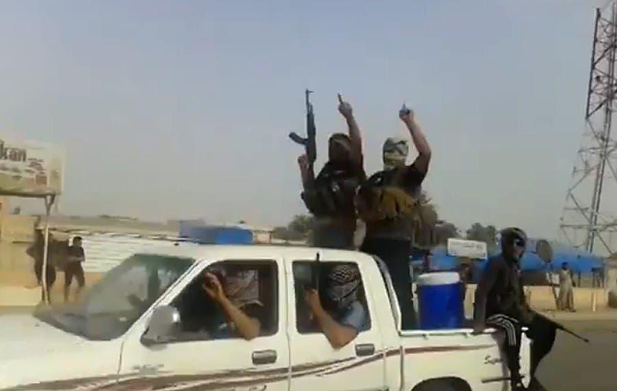 Baiji ISIS AFP