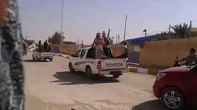 """مسلحو """"داعش"""" يتقدمون نحو مدينة حديثة غرب الرمادي"""