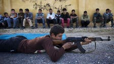 'Child soldiers' recruited by Syria rebel groups