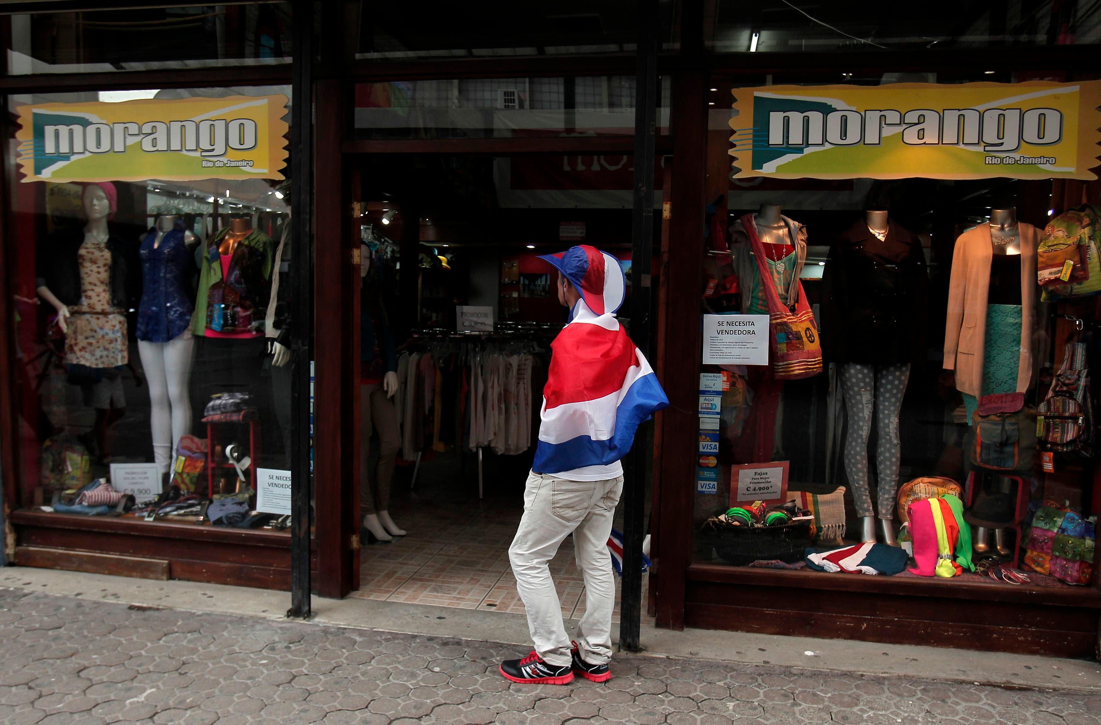 التأهل وحده يمنح فقراء كوستاريكا البهجة