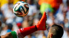 Iran stars step into limelight despite shrinking socks