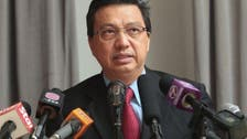 Malaysia gets new transport minister amid MH370 crisis