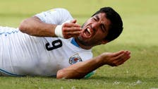 FIFA charges Luis Suarez for biting in World Cup