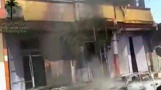 المالكي: مقاتلات سورية قصفت مواقع للمسلحين بالعراق