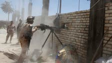 Iraq forces clash with ISIS, U.S. meets Arab allies