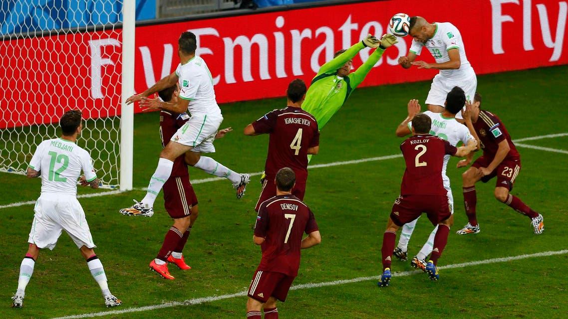 الجزائر وروسيا