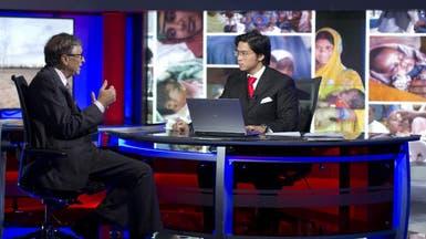 """غيتس يتحدث لـ""""العربية"""" عن تطورات عالم التكنولوجيا"""
