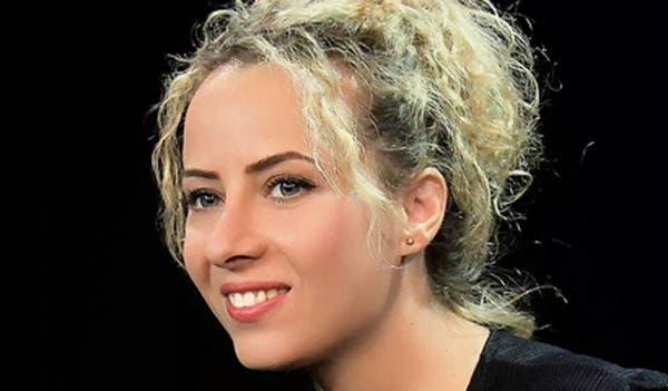 الممثلة السورية سوزان سلمان