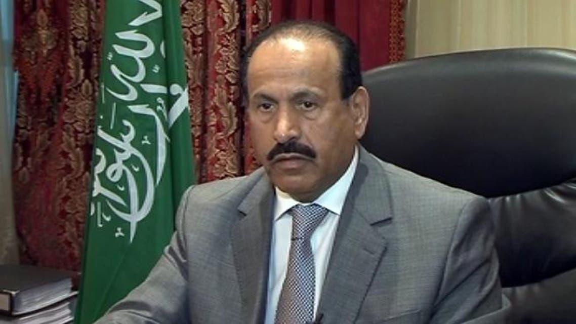 السفير السعودي في لبنان علي عواض عسيري