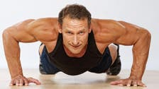Hitting 50? Work out tips for the middle-aged
