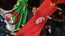 Tunisians celebrate Algeria's historic World Cup success