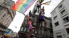 Iranian gay-rights activists mark Pride Week in Turkey